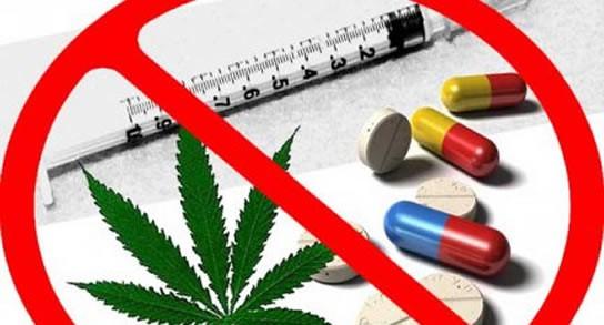 Día mundial No a las Drogas | Imágenes actual