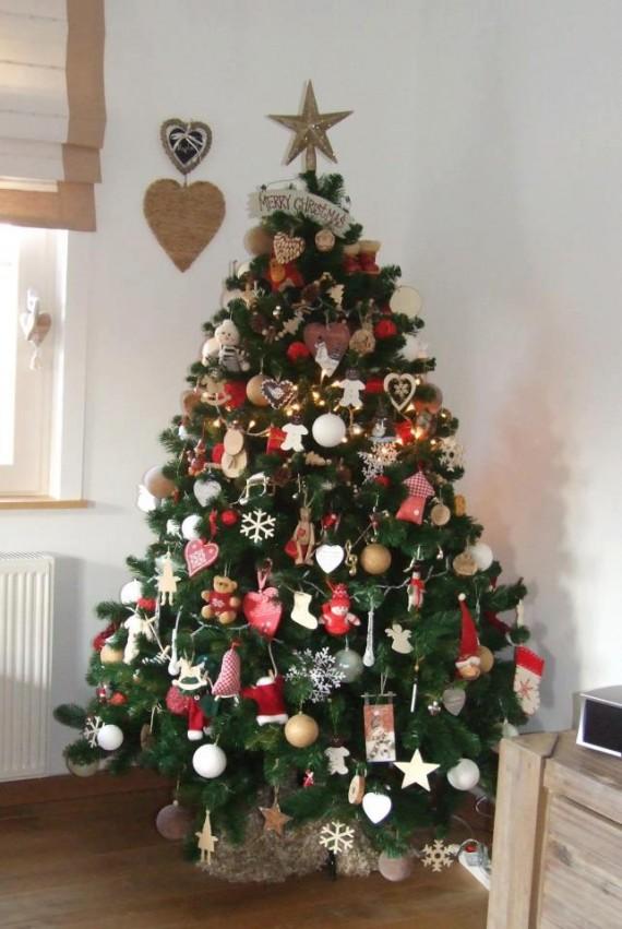 Best 28 arboles de navidad decorados arbol de navidad decorado dibujo de arbol de navidad - Arboles navidad decorados ...