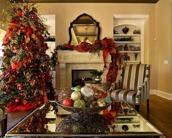 Imagenes de arboles de navidad decorados con cintas - Imagenes de arboles navidad decorados ...
