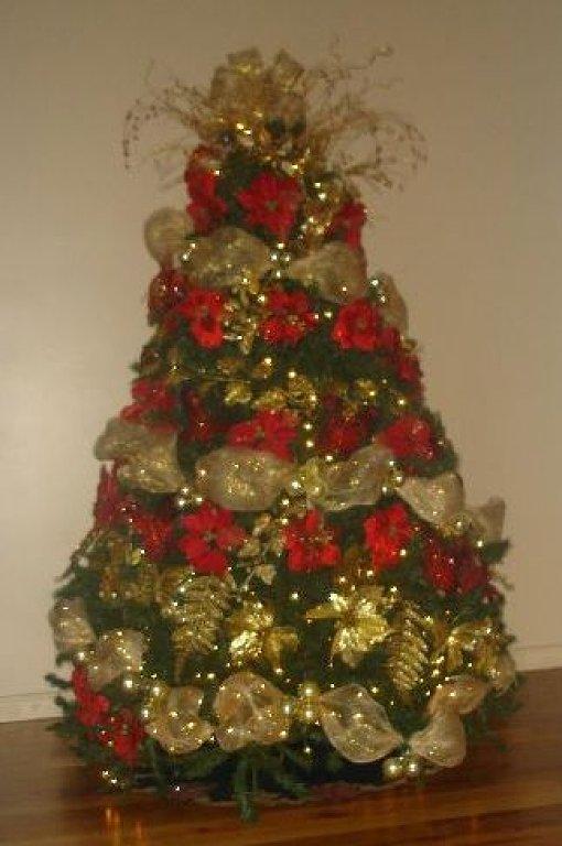 Arboles de navidad modernos great rbol de navidad moderno multicolor de led para decoracin de - Arbol navidad moderno ...