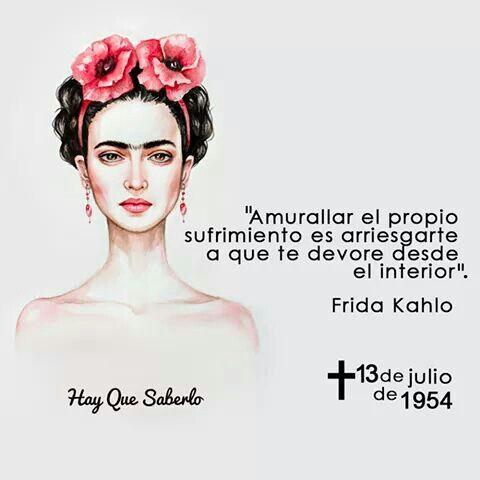 60 Imágenes, Frases, Pinturas de Frida Kahlo en un nuevo aniversario de su natalicio