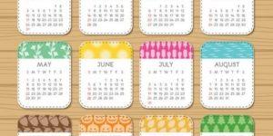 Calendarios de Septiembre infantiles para imprimir 2016