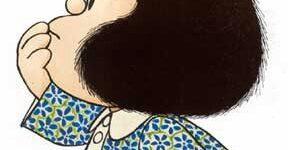 Imágenes de Mafalda con frases, historietas y personajes