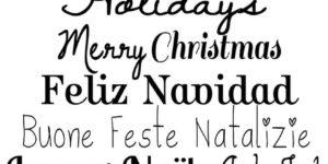 """Imágenes chidas Navideñas con frases de """"Feliz Navidad"""""""