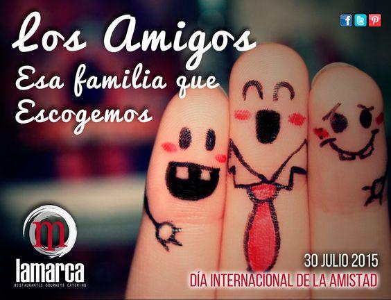 Imágenes del Día Internacional de la Amistad con frases