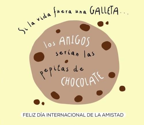 Imagenes Del Dia Internacional De La Amistad Con Frases