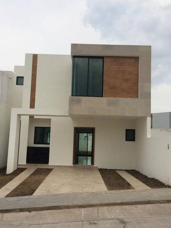 60 bonitas fachadas de casas minimalistas sencillas y Pisos modernos para casas minimalistas