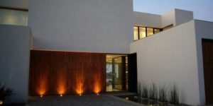 60 Bonitas Fachadas de casas minimalistas, sencillas y modernas