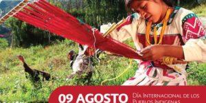 Imágenes del Día Internacional de los Pueblos Aborígenes