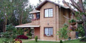 Imágenes de Fachadas de casas de campo muy bonitas