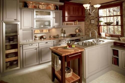 Decoraci n de cocinas peque as y modernas sensacionales - Cocinas muy modernas ...