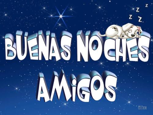Imágenes Con Frases De Buenas Noches Amigos Para Whatsapp