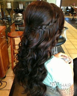 imgenes de peinados para bodas recogidos - Peinados De Fiesta Semirecogidos