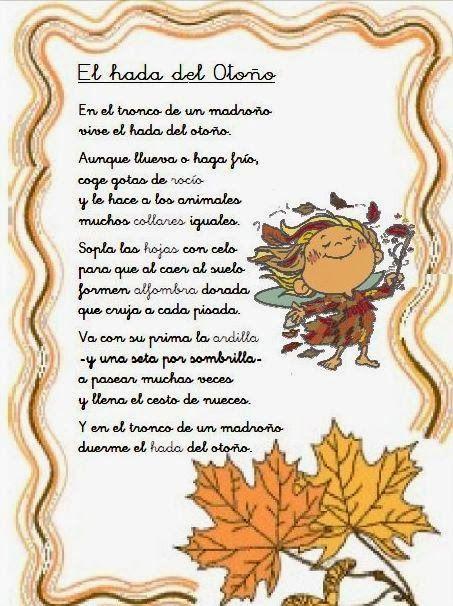 Imágenes Con Poemas Cortos Para Niños Poesias Infantiles