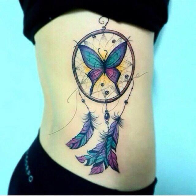 60 Tatuajes De Mandalas Y Atrapasueños Diseños Increibles