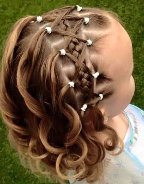 Imagenes De Peinados Con Trenzas Para Ninas - Ver-peinados-para-nia