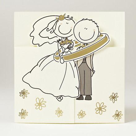 Tarjetas De Matrimonio Originales Para Imprimir