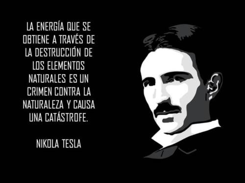 Resultado de imagen para Nikola Tesla frases