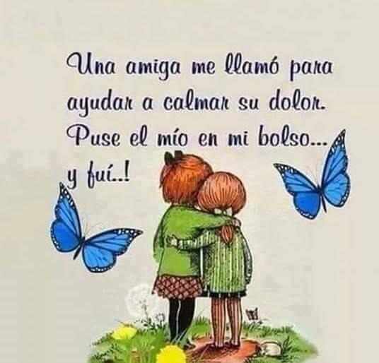 Imágenes Tiernas Con Frases Bonitas De Amor Y Amistad