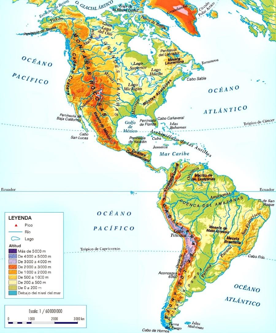 Mapas para imprimir mapamundi continentes mapas - Fotos de relieve ...
