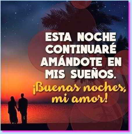 Frases De Buenas Noches De Amor Para Mi Novia Imagenes Actual