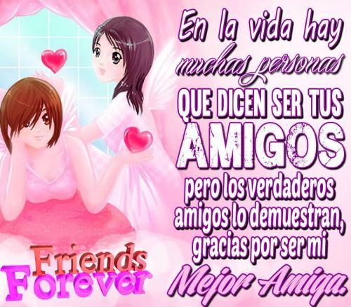 Imagenes Tiernas Con Frases Bonitas De Amor Y Amistad