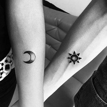 Tatuajes Para Parejas Los Mejores Disenos Para Novios Esposos Y