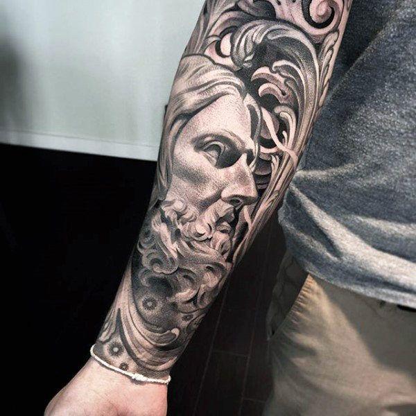 Tatuajes Antebrazo Simples los mejores tatuajes para hombres con significado【super originales】