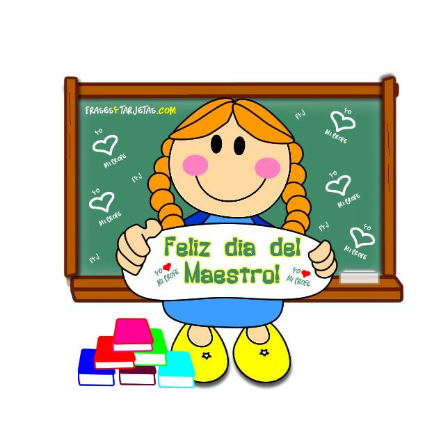 Frases Para Felicitar El Día Del Maestro Imágenes Y Mensajes Bonitos