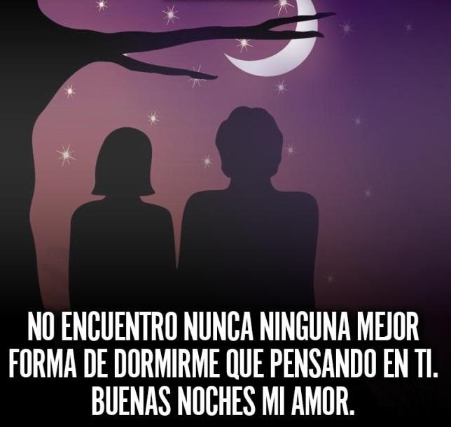 Imágenes Y Frases De Buenas Noches Amor Cortas Y Bonitas