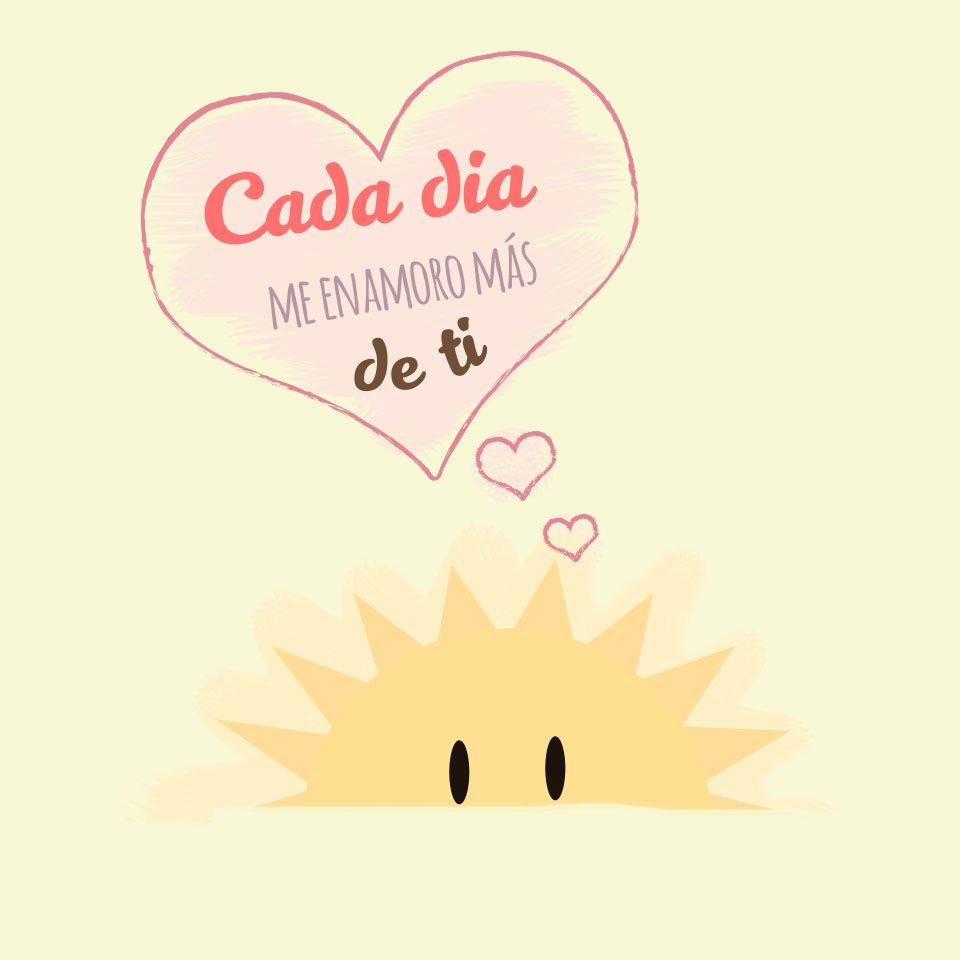 Buen Dia Amor Frases Www Miifotos Com