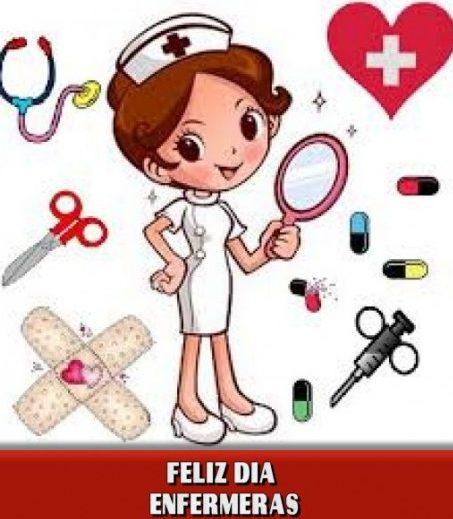 Feliz Día De La Enfermera 2019 Imágenes Frases Bonitas