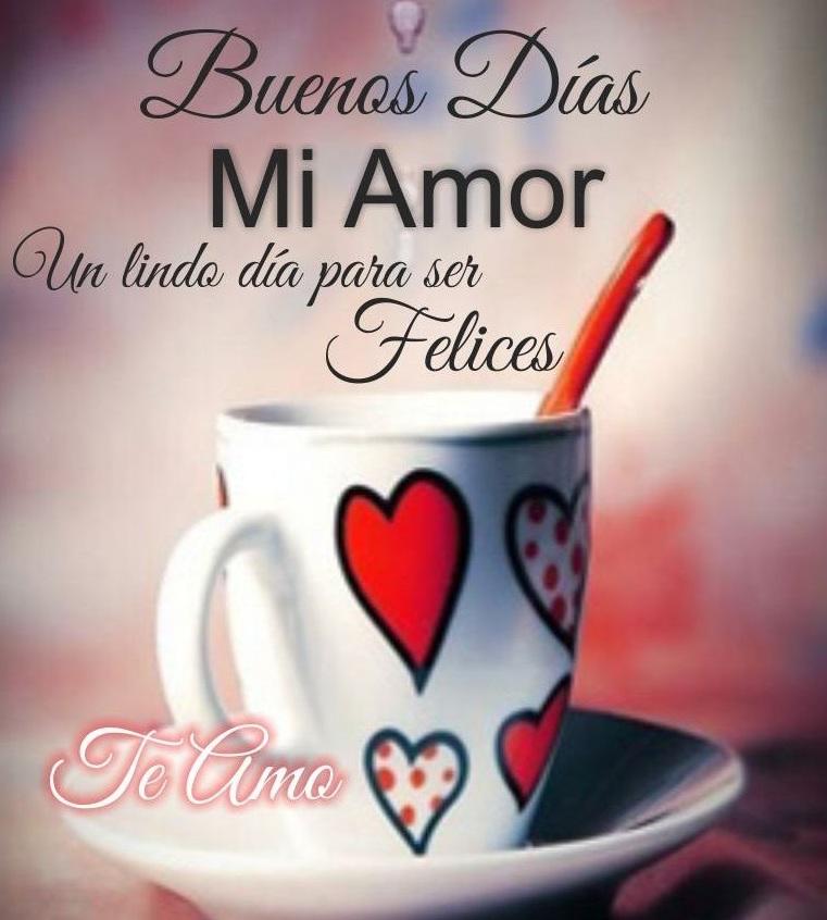Buenos Dias Princesa Frases Cortas Y Bonitas Para Mi Amor